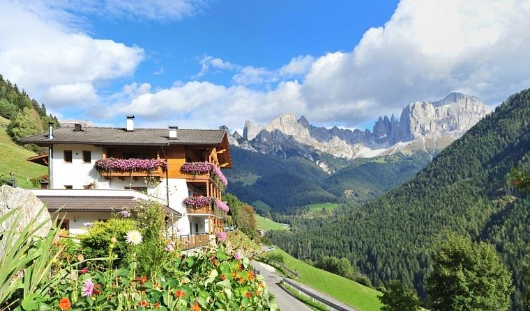 Dolomiten Hotels Hotels Tiers Rosengarten 4 Sterne Zimmer